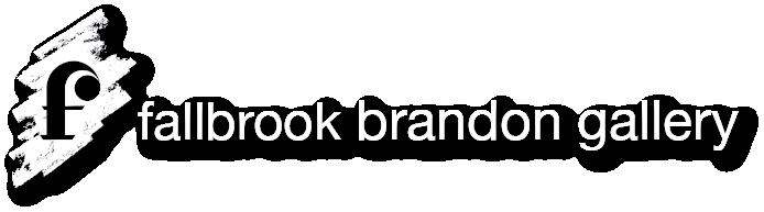 fallbrook brandon gallery logo