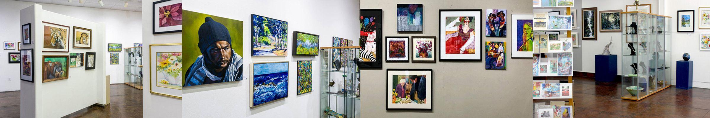 Homepage for Fallbrook Brandon Gallery